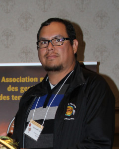 Lars Duck Chief, Director TALSAA Siksika Nation