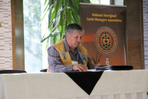 Elder Panel: Indigenous Land Rights, Elder Joseph Quewzance
