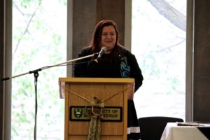 Models of Self Government:  The Tsawwassen First Nation, Kim Baird