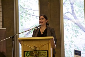Overview of Aboriginal Programming Kanawayihetaytan Askiy:  Melissa Arcand, College of Agriculture and Bioresources