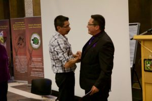 Alfred Gamble: Saskatchewan Aboriginal Land Technicans - Strength & Perseverance Award